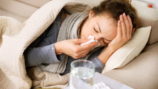 recetas caseras para la gripe