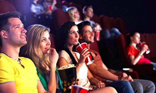 ingresos en el cine