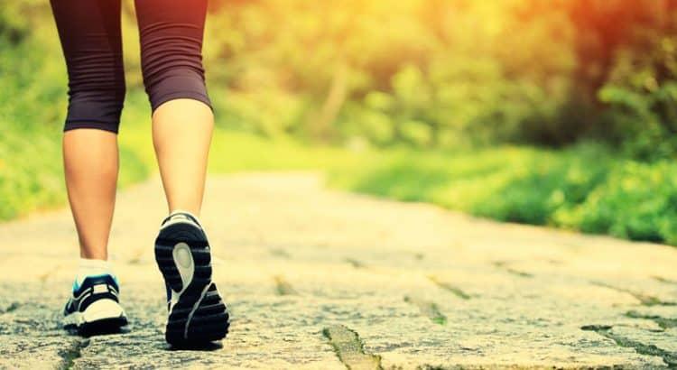 la importancia de caminar en la salud