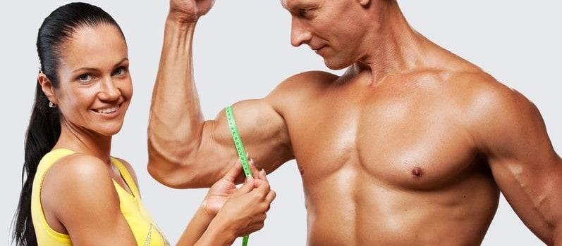 desarrollar masa muscular