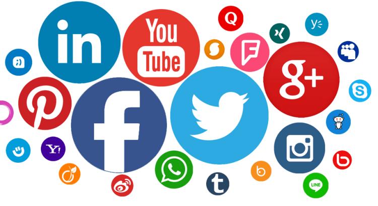 datos de las redes sociales