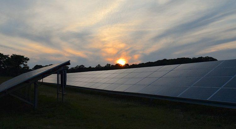 energia solar en continuo crecimiento