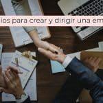 másters MBA para crear y dirigir una empresa