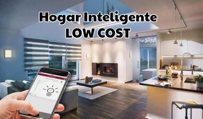 hogar inteligente low cost