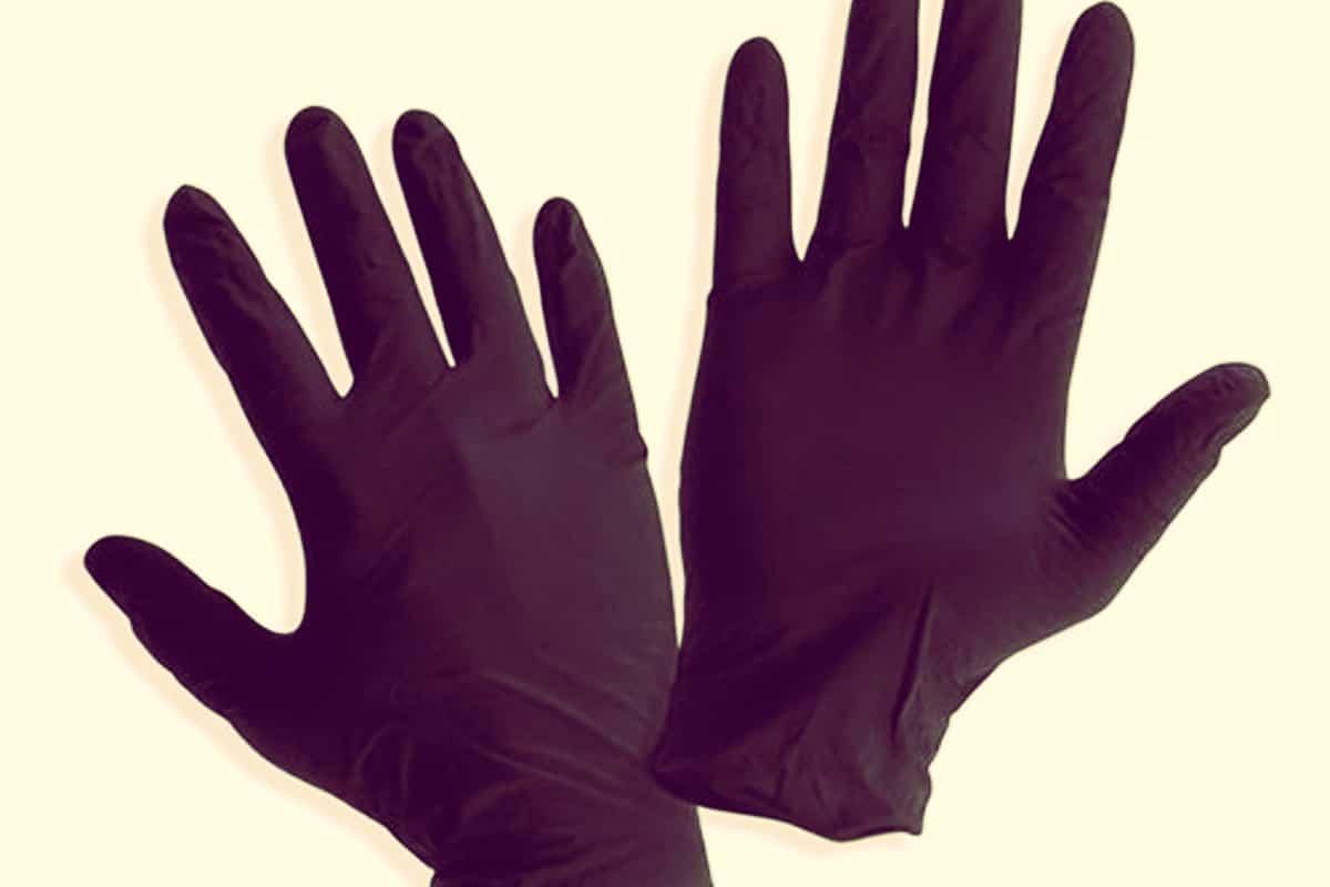 guantes nitrilo historia 1965
